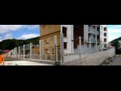 Protihlukové ploty pro rodinné domy i komerční objekty - účinná izolace proti hluku