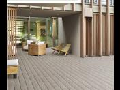 Venkovní terasové podlahy Terrafina - kvalitní dřevoplastové WPC terasy