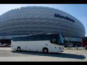 Autobus na školní výlet, zájezd s komfortem a profesionálními řidiči