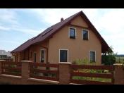 Nízkoenergetické domy, dřevostavby na klíč, stavební práce