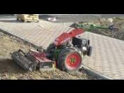 Úprava terénu minibagrem, výsadba, založení trávníku - kompletní zahradnické práce
