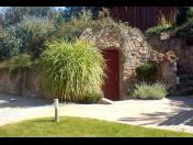 Střešní zahrady či zelené střechy, terasy přináší kousek přírody do domu
