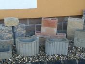 Betonové výrobky prodej Kladno – cihly, tvarovky, ztracené bednění, zámková a dekorativní dlažba