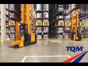 Skladování a logistika - manipulace se zbožím a správa skladů