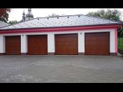 Spolehlivá vrata pro jednotlivé i hromadné garáže - návrh a poradenství
