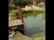 Jedinečné projekty, rekonstrukce zahrad, veřejné zeleně od zahradního architekta