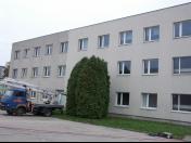 Chemické čištění fasády, ochranné nátěry fasády proti nečistotám