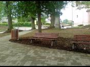 Projekty veřejné zeleně - vyřízení dotace pro zahradní a parkové úpravy