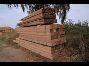 Výroba řeziva na zakázku - trámy, fošny, hranoly dle požadovaných rozměrů