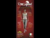 Komfortní ortopedická, zdravotní obuv a vložky Peter Legwood pro všechny typy chodidel