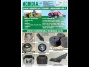 Predaj, servis poľnohospodárskych strojov Manitou, John Deere, Landini-ČR