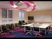 Konferenční prostory, ubytování i catering pro víkendové firemní akce Praha
