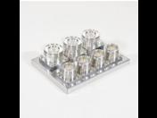 Konektory 4.3-10 pro koaxiální systémy - větší výkonová zatížitelnost a nízké intermodulační zkreslení PIM