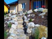Odborné zahradnické služby - realizace a návrhy zahrad
