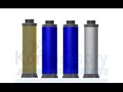 Filtrace vzduchu, filtrační vložky, Aluminiové filtry - filtrační elementy