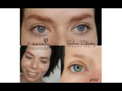 Permanentní make-up - Breezy Brows, Powder Brows u obočí, oční linky, rty