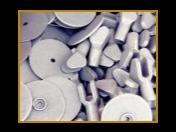Slévárna, odlitky ze šedé litiny, z bronzu, hliníku, z tvárné litiny, ocelolitiny