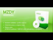 Mzdový účetní software Ainex - komplexní funkčnost za nízkou cenu