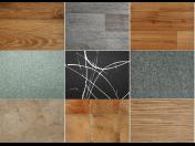 Montáže, pokládka podlahových krytin, vinylové, dřevěné, podlahy, lino, marmoleum