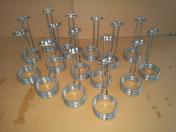 Elektrochemické leštění kovů - kompletní povrchová úprava nerezových výrobků