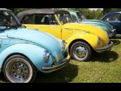 Nitrobarvy na autoveterány - rychle zasychání, míchání různých odstínů