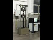Mechanické zkoušky materiálu - zkoušky tahem, trhací stroj