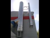 Moderní a kvalitní nerezové dvouplášťové komíny s odolností proti korozi.