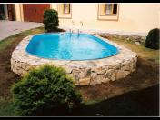Kvalitní plastové bazény - do konce ledna výhodně dle loňského ceníku