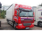 Mezinárodní nákladní silniční doprava, velkoobjemové soupravy, plachtová vozidla