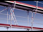 Pronájem rámového lešení - rychlá montáž i demontáž na vaší stavbě