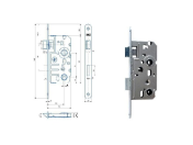 HOBES - zadlabací zámky, protiplechy, okenní uzávěry, cylindrické vložky a klíče