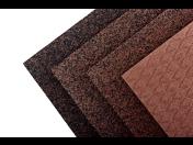 Gumové desky na podlahy - barevné melíry až do 70 %, pro posilovny, fitness i na ven