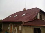 Pokrývačské práce, pokládka střech, opláštění, montáže bezpečnostních prvků
