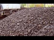 Hnědé a černé uhlí, prodej, uhelné sklady, koks, kovářské uhlí