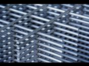 Svařované sítě s čtvercovými a obdélníkovými oky - do betonu, pro kryty, klece a dekorace