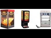 Stroje, zásobníky a ohřívače na nachos - Mexico program, eshop