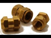Spojovací materiál do plastu - šrouby, zálisky, DIN16903, šrouby se zápustnou hlavou