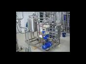 Technologické celky pro mlékárenský a potravinářský průmysl, máslárna pro zpracování podmáslí