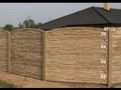 Dodávka a prodej plotových stěn od výrobců HL a LUNA