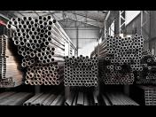 Prodej hutního materiálu včetně jeho dělení a řezání na míru - ocelové trubky, barevní kovy
