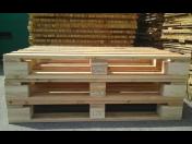 Výroba dřevěných palet a obalů - rozměry a provedení dle přání zákazníka
