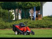 Příprava zahradní techniky na jaro - odborný servis na jaře je důležitý
