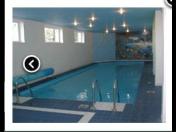 Lázně – lázeňské centrum Říčany u Prahy – bazén, sauna, vířivka