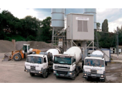 Betonárna - kvalitní beton, výroba betonových směsí, namíchání záměsí včetně dopravy