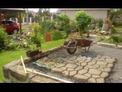 Zahradní chodníky dokonale vylepší vzhled vaší zahrady - Přírodní kámen, římská dlažba
