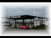 Můžete tankovat levně u čerpací stanice Fryšták - v areálu zemědělského družstva