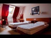 Dlouhodobé ubytování v hotelu v centru Opavy pro firmy a firemní klientelu