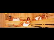 Perfektní vybavení sauny nabízí semilské sportoviště