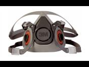Respirátory, roušky, celoobličejové masky, polomasky, filtry - ochrany dýchacích cest
