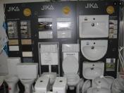 Sanitární keramika, radiátory, plynové kotle - prodej živnostníkům i kutilům